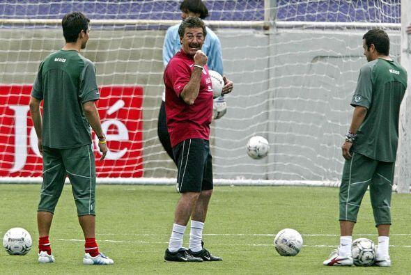 Con la llegada de Ricardo La Volpe a la selección de México, hubo alguno...