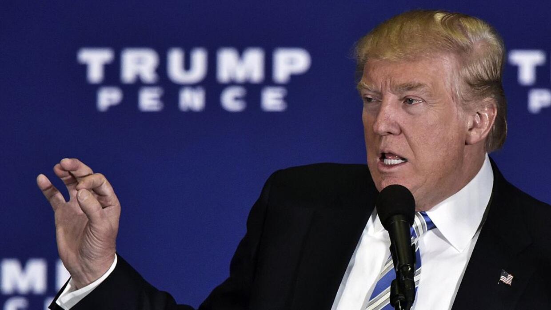 """Donald Trump: """"Tendremos un muro y México pagará por él"""""""