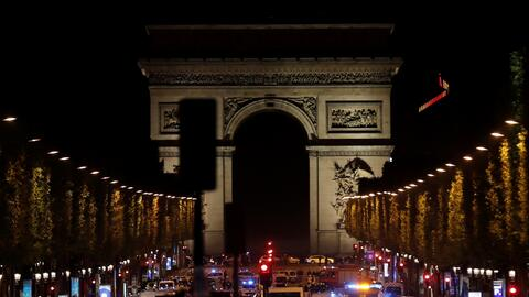 Un tiroteo en París deja al menos un policía muerto