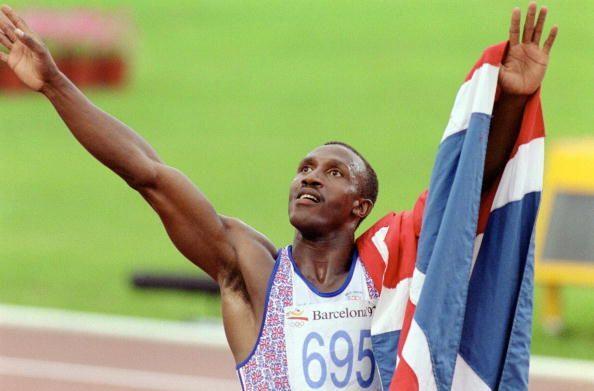 Linford Christie (Juegos Olímpicos Atlanta 1996-Final 100m): El británic...
