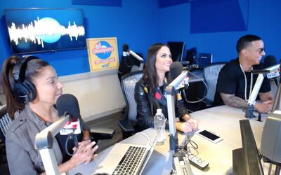 Daddy Yankee y Nati Natasha sobrevivieron al segmento 'Ponte en su lugar'
