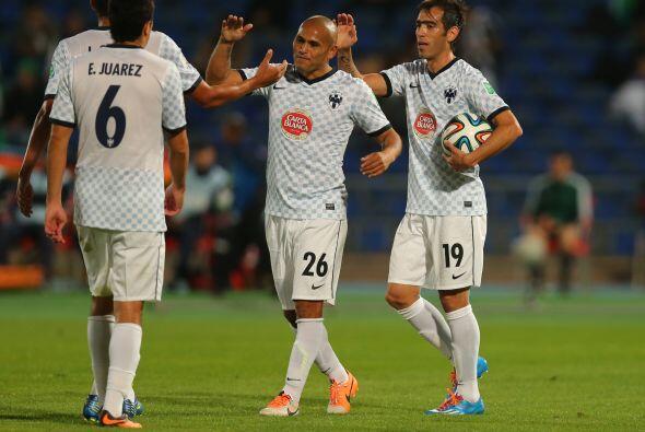 El título de la Liga de Campeones de Concacaf fue el único motivo del Mo...