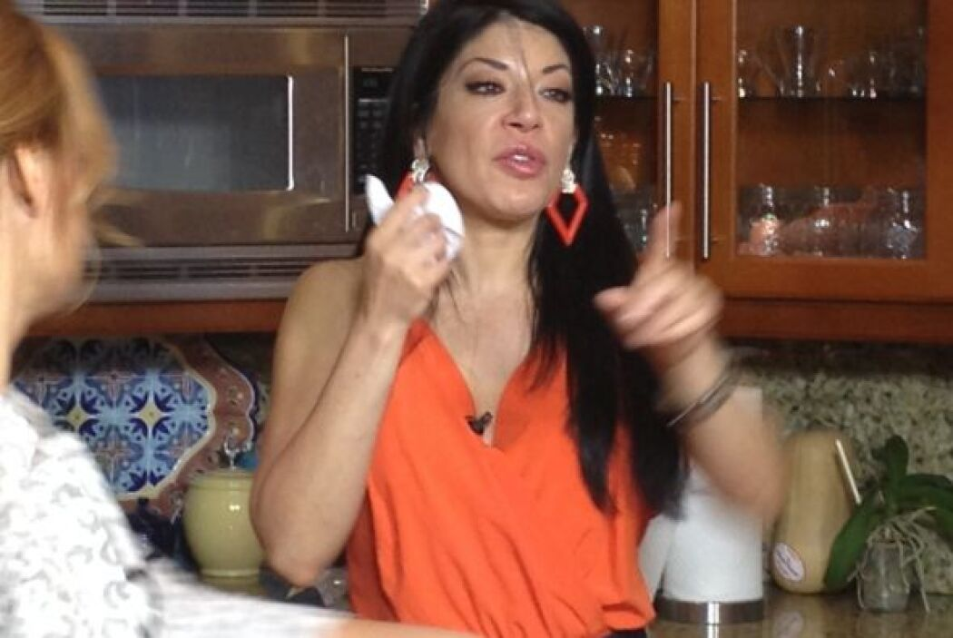"""""""Escuchemos lo que nos quiere decir Marisol Terrazas""""."""