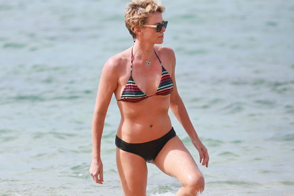 Durante las vacaciones la hemos visto presumiendo cuerpazo en bikini. Mi...