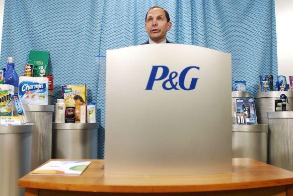 PROCTER & GAMBLE- En febrero la multinacional Procter & Gamble (P&G), lí...
