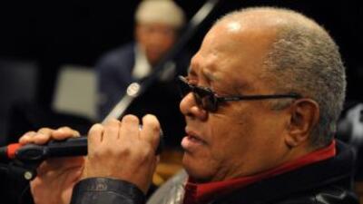 El cantautor Pablo Milanés.