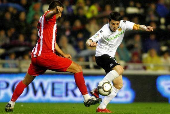 En otro partido, el Valencia se enfrentó a un Almería que...
