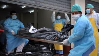 Violencia al norte de México dejó un saldo de ocho muertos en hechos vio...