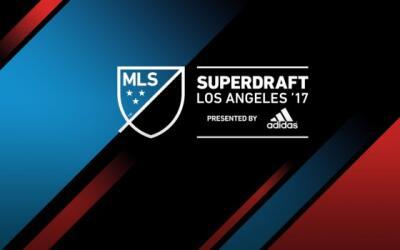 MLS SuperDraft, 2017