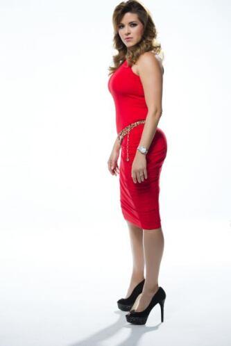 """En 1998 debutó en los melodramas con """"Samantha"""", telenovela que protagon..."""