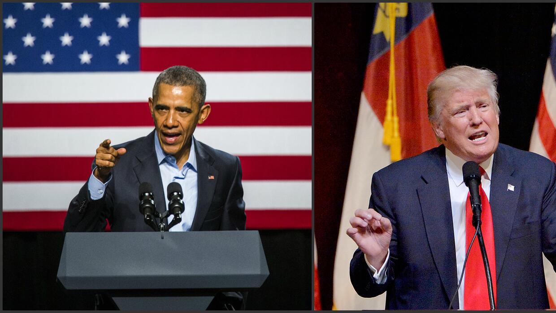 Presidente Obama y dirigentes políticos niegan que el proceso electoral...