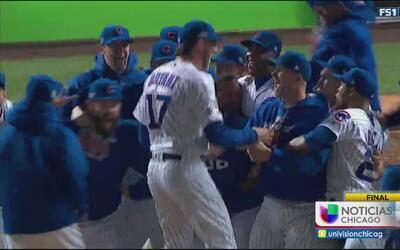 Cleveland Indians vs. Chicago Cubs por la Serie Mundial