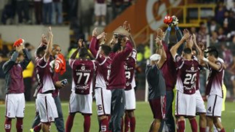 Deportivo Saprissa.