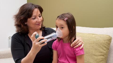Disminuye índice de asma infantil en EEUU
