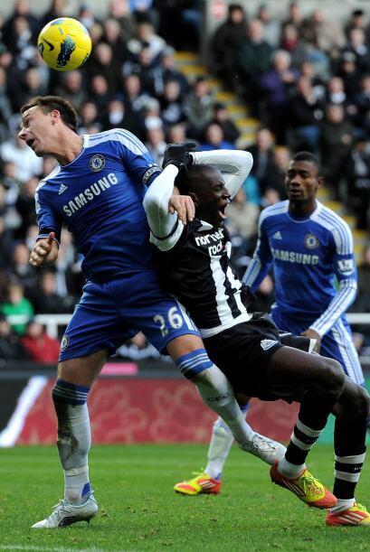 Por otra parte el Chelsea liquidó al Newcastle con un 3 a 0 merecido.