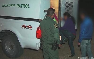 EEUU golpea a las bandas dedicadas al tráfico de personas