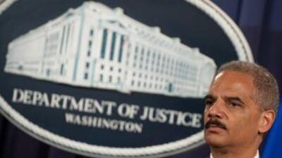 El Departamento de Justicia entablará una demanda contra el condado de M...