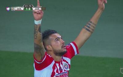 Chivas anota uno de los goles más rápidos en la historia de la Copa MX