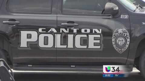 Investigan asesinato de dos personas hispanas en Canton