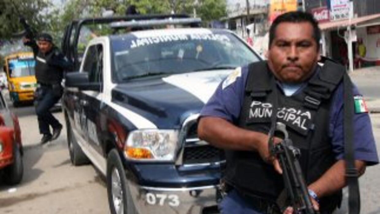 Autoridades de Nuevo León y federales asumieron la vigilancia del munici...