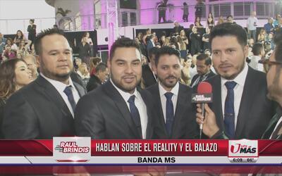 Banda MS habla sobre su reality show