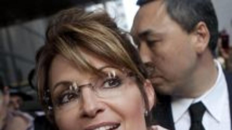 Sarah Palin recibió amenazas de muerte tras ser nominada como candidata...