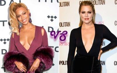Beyoncé vs Khloé