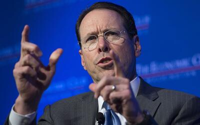Randall Stephenson, CEO de AT&T.