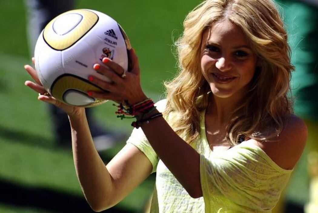 Shakira tiene un gran amor, y no hablamos de su pequeño Milan o su amado...