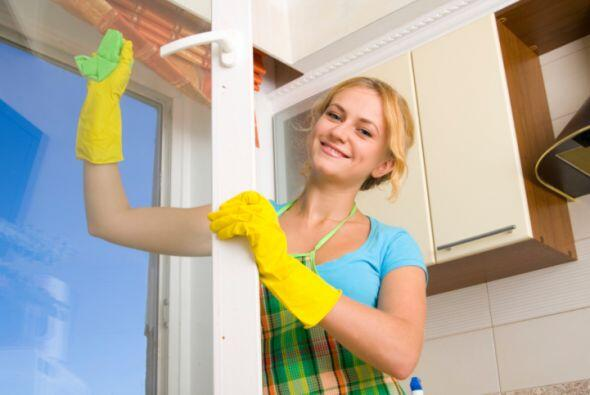 Deja que tus ventanas sean un reflejo de tu salud. Utiliza tu energía pa...