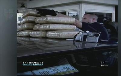 Mulas ciegas cruzan la frontera con drogas sin saberlo