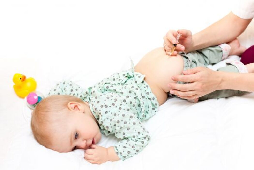 Si seguimos vacunando ahora y en forma completa, los padres del futuro p...