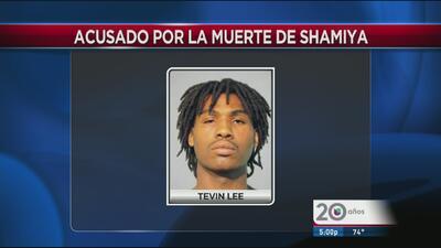 Acusan a joven por balacera que mató a Shamiya Adams
