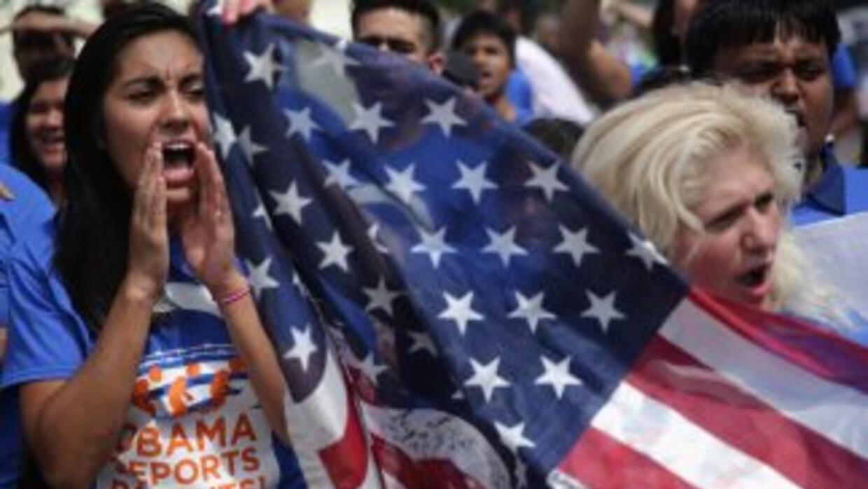 Dreamers urgen acciones ejecutivas en el tema migratorio.