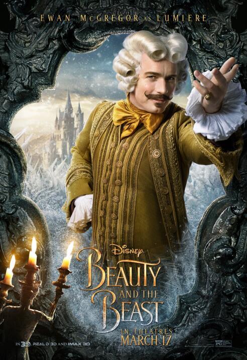 Beauty and the Beast - La bella y la bestia