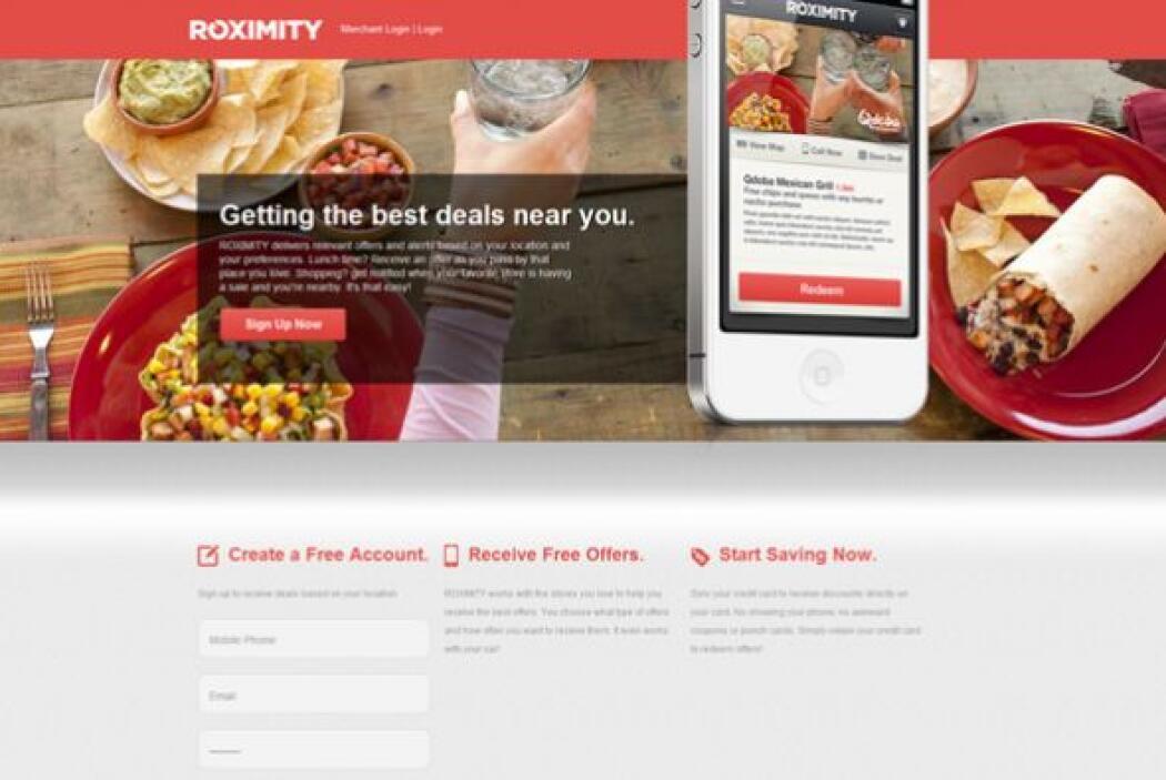 Roximity (roximity.com)  Calificación de CR: Muy bueno para ofertas que...