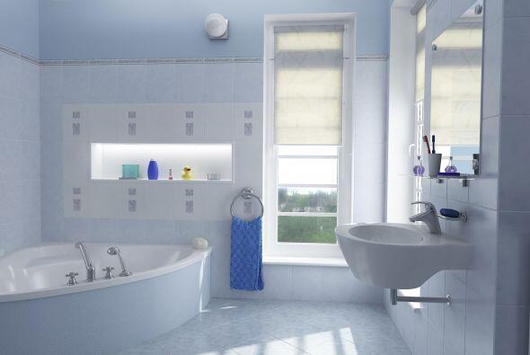 El baño. El feng shui sostiene que este espacio está dedic...