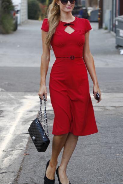 Paris Hilton es famosa no sólo por sus escándalos y proble...