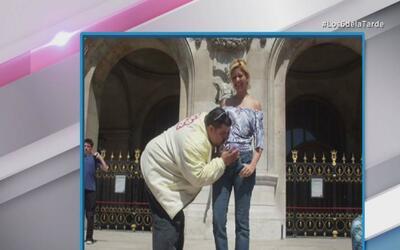 Salen más fotos del escándalo de Maelo Ruiz