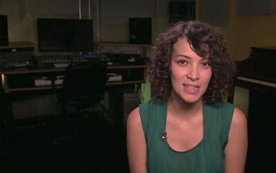 Gaby Moreno canta 'Arrurú mi niña' en una colaboración 'de película'