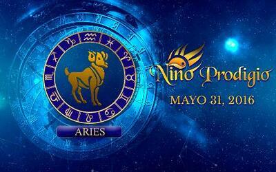 Niño Prodigio - Aries 31 de mayo, 2016