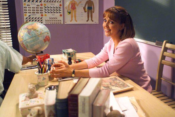 Lupita Gómez no solo es una excelente maestra, sino que se ha gan...