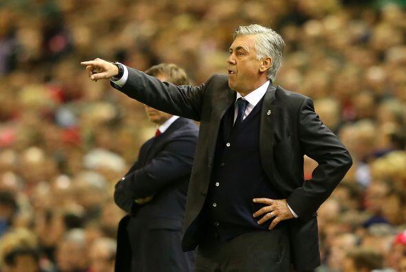El italiano, técnico del Real Madrid, ha logrado ensamblar un equ...