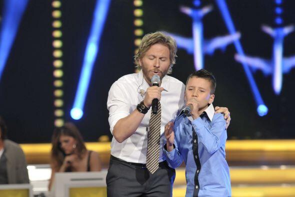 ¿Quién no se enamoraría con sus dos excelentes voces?