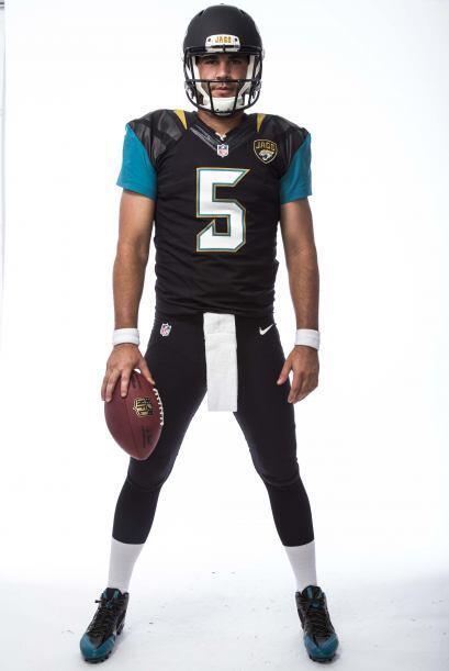 N°18 Otro novato hace su aparición, el QB de los Jacksonville...