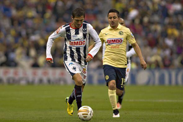 Neri Cardozo, el volante de Monterrey no hizo nada en el partido, su apo...
