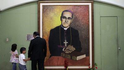 Se cumplen 35 años del asesinato de Monseñor Oscar Arnulfo Romero