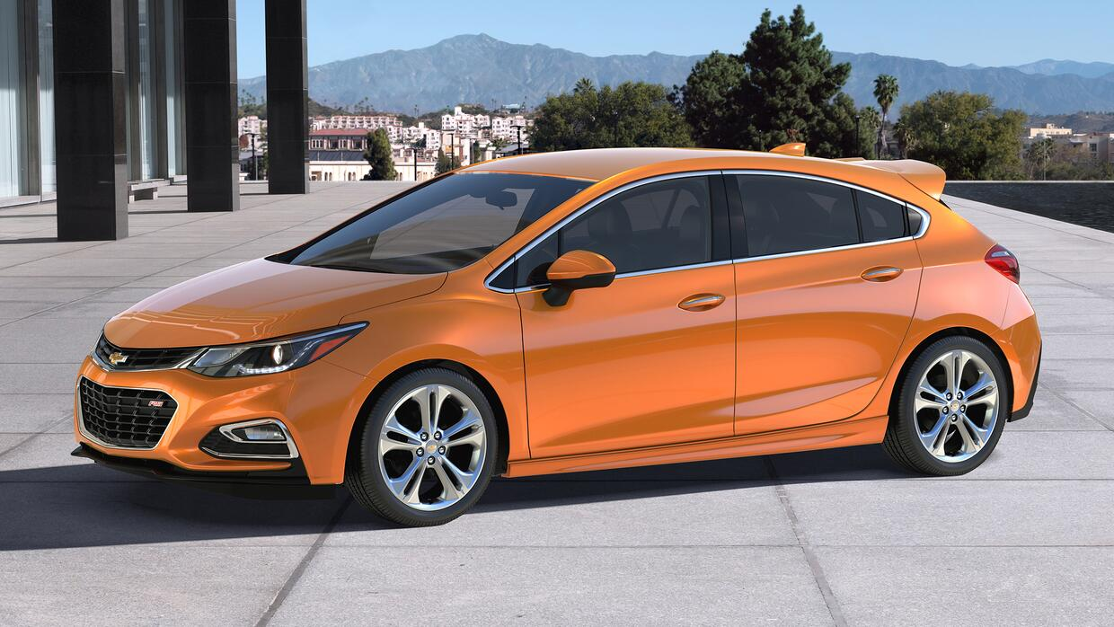 Chevrolet Cruze Hatchback 2017