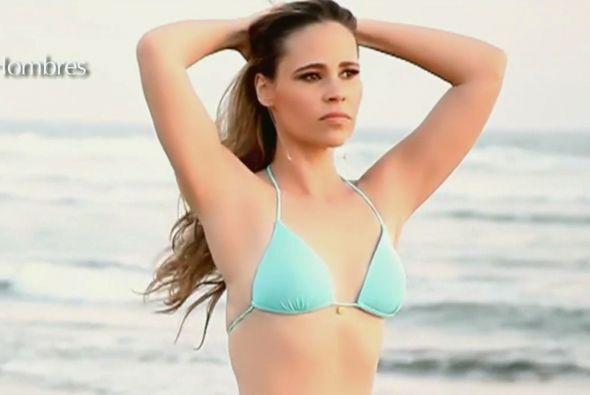 Margarita Magaña ha mostrado su enorme talento para el baile y se convir...