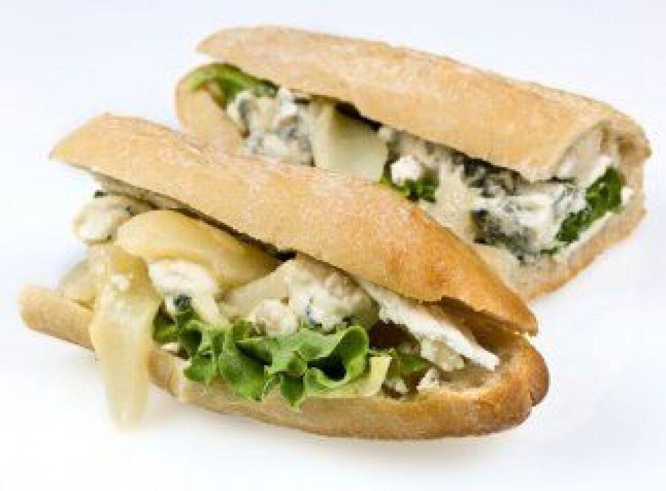 Sándwich de pera y queso mozarella: Maggie Jiménez te enseña como hacer...